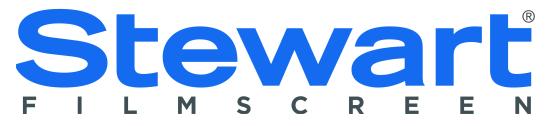 Stewart Filmscreen company logo