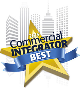 D-Tools System Integrator 2015 Software wins Awards