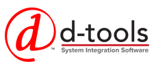 Logo of D-Tools Logo, makers of System Integration Software
