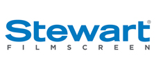 Logo for Award-Winning Stewart Filmscreen