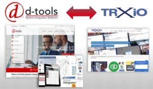 D-Tools TRXio Integration - System Integrator