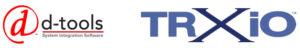 Logos for DTools and TRXIO - KMB Press Release