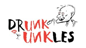 Logo for Stewart Filmscreen Sponsored Drunk Unkles