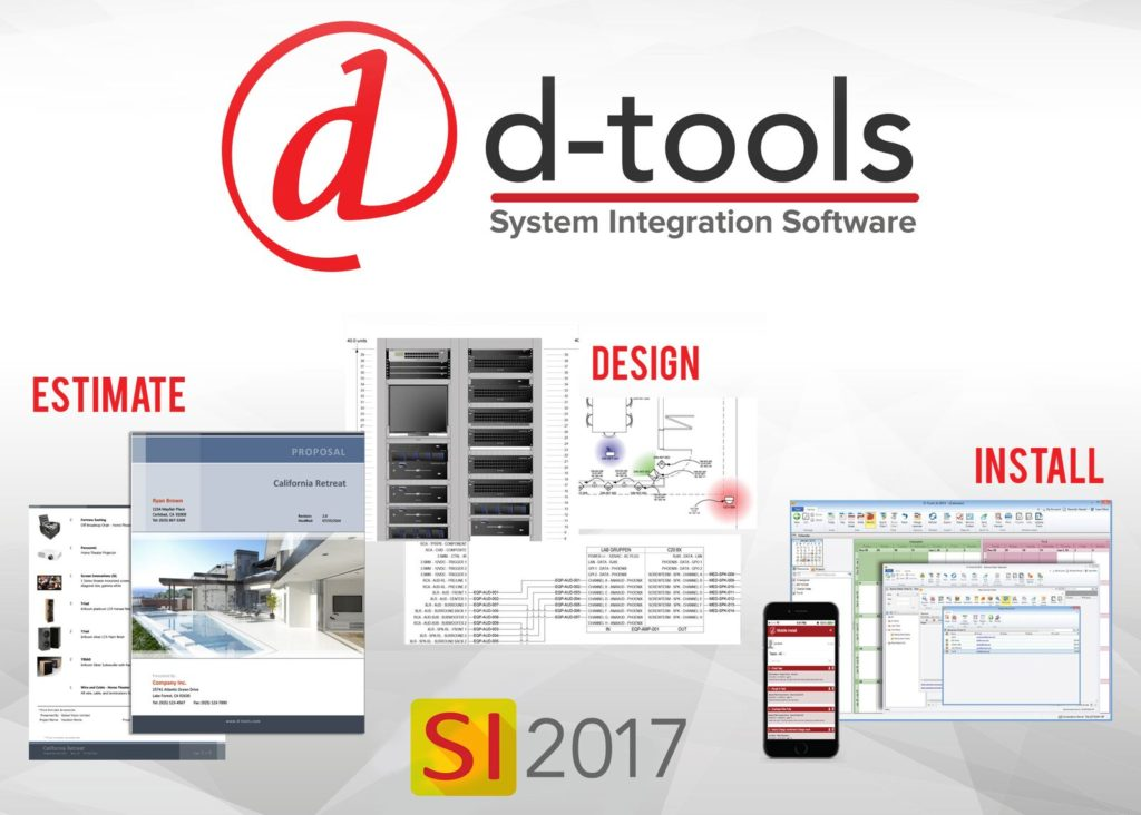 D-Tools Systems Integrator 2018