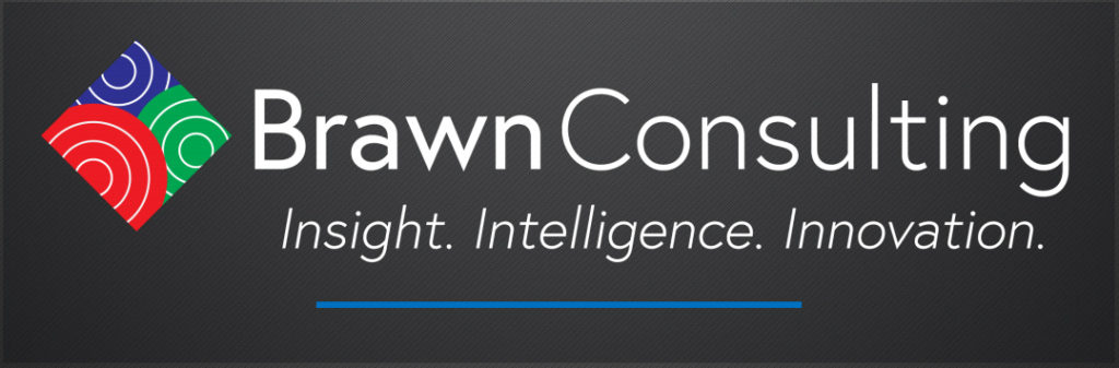 Logo, Brawn Consulting - Display Technology