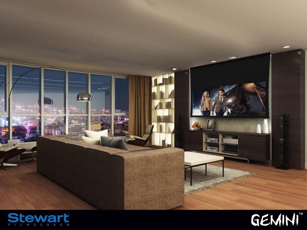 Stewart Filmscreen's Gemini
