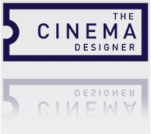 logo for The Cinema Designer