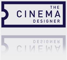 logo for The Cinema Designer