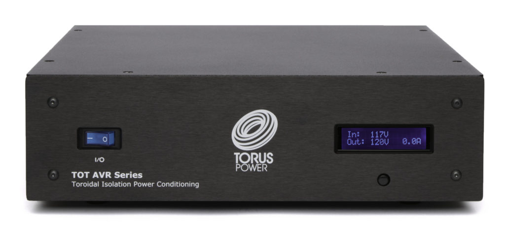 Torus Power at ISE 2018