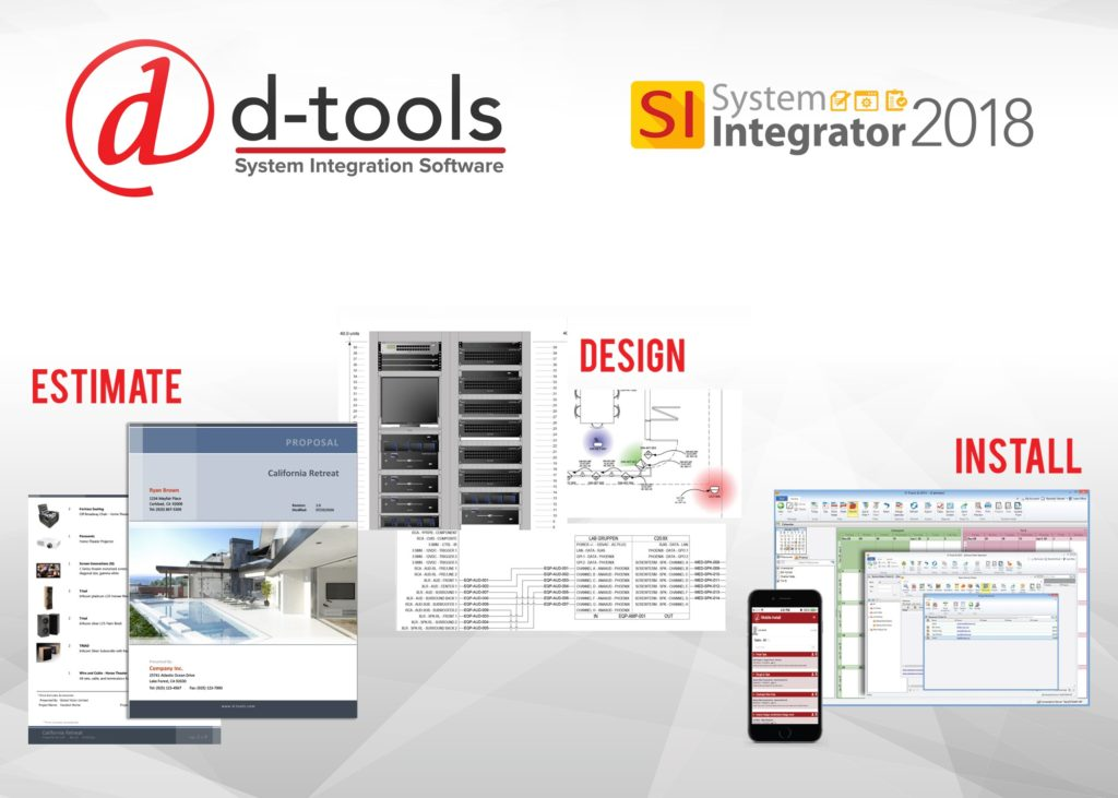 d-tools system integrator 2018