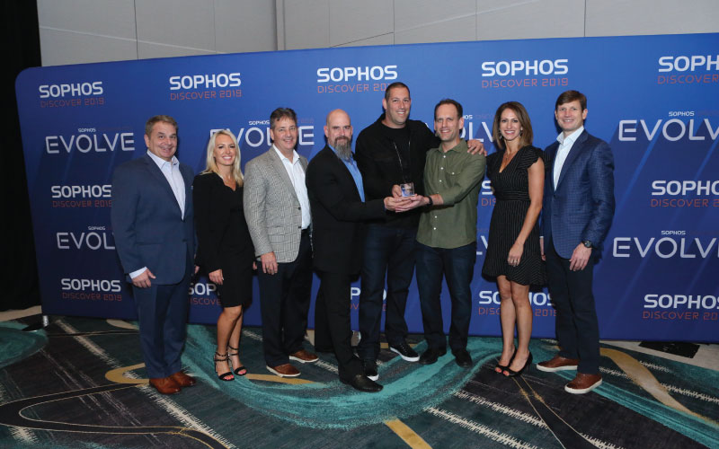 Access Networks Awarded Sophos New Regional Partner of the Year for North America at 2019 Sophos Discover Las Vegas Conference