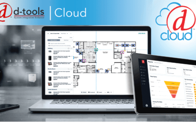 D-Tools Cloud Expands Feature Set, Adds Innovative New Capabilities – Change Orders, Intelligent Browser-based Line Connection Drawings, Visual Drag and Drop Quoting, and more
