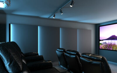 Rayva's New Acoustic Treatments Expedite Home Theater and Wellness Room Installation and Project Completion Timelines