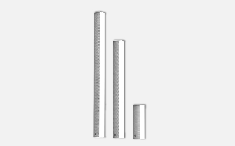 AtlasIED Shows Ultra-Compact Line Array ALA Speaker Offerings ISE 2020