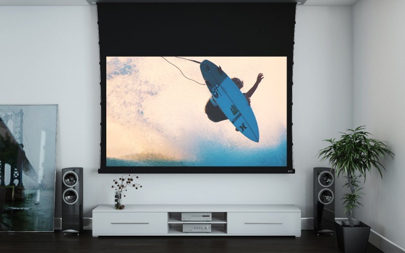 Screen Innovations Doubles Down on Low-Voltage Motorized Screen Offering