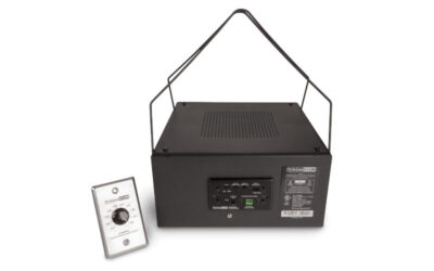 AtlasIED Introduces New Sound Masking Speaker to its Popular M1000 Lineup