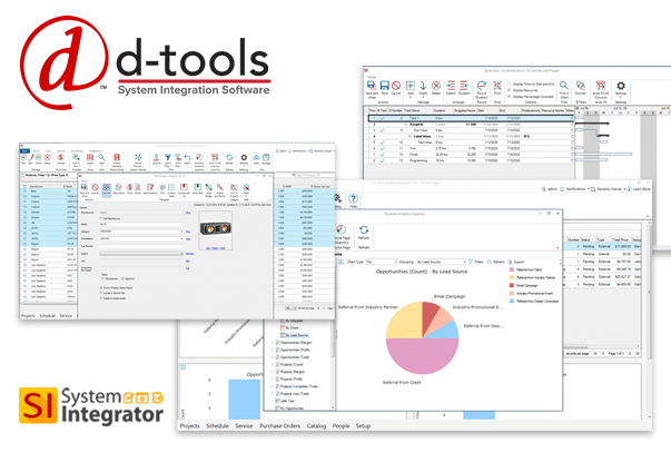 Major New Release of D-Tools System Integrator (SI) Software Now Available