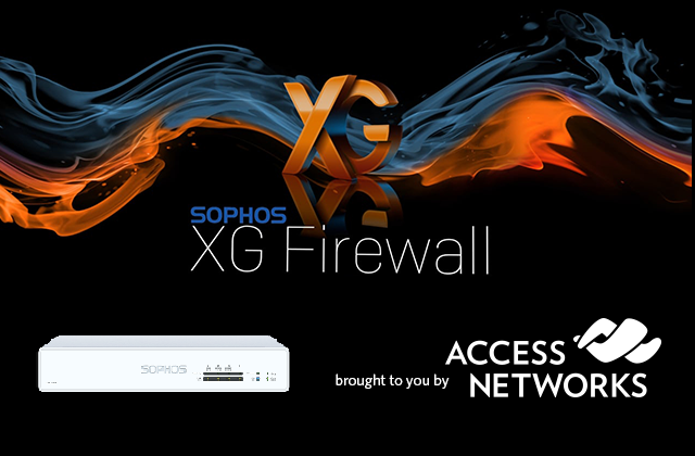 Access Networks Bolsters Its Home Networking Lineup with Addition of Advanced Sophos Routers/Firewalls
