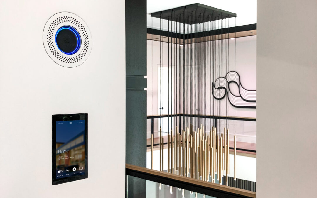 Debuting at IBSx 2021: Wall-Smart Seamlessly Blends Technology with Surroundings