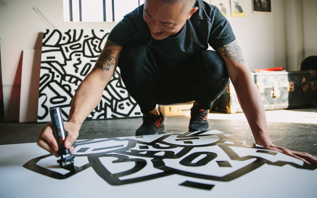 Leon Speakers Launches New Collaboration w/ Detroit Artist Mike Han