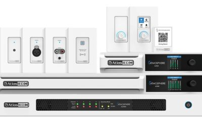 AtlasIED Carries Fully Stocked Inventory of Key Audio and Communications Products Featured at InfoComm 2021